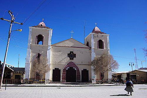 Uyuni-Bolivien