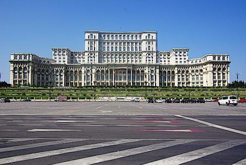 Bukarest-Parlament