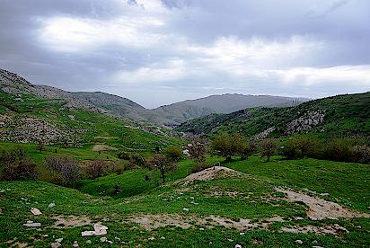 Zarafshan-Gebirge-Usbekistan