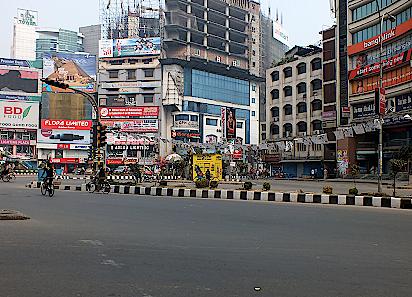 Wahlkampf-in-Dhaka-Bangladesch