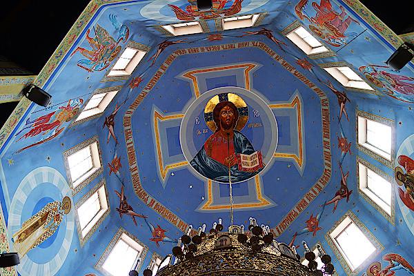 Tschetschenien-Erzengel-Michael-Kirche