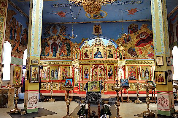 Tschetschenien-Altar-der-Erzengel-Michael-Kirche