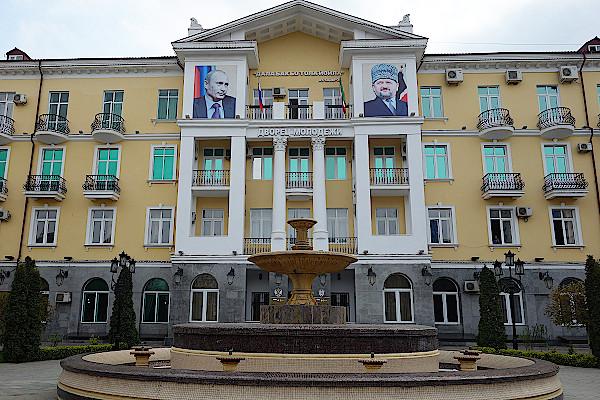 Grosny-Tschetschenien
