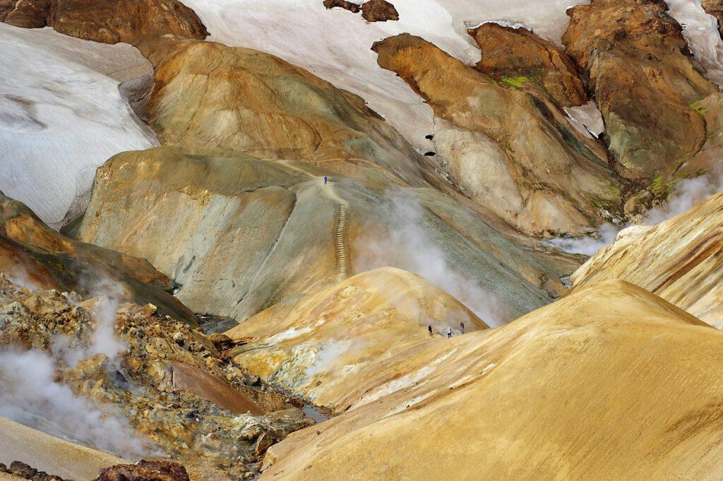Geothermalfeld-Hveradalir