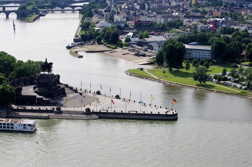 Deutsches-Eck-in-Rheinland-Pfalz