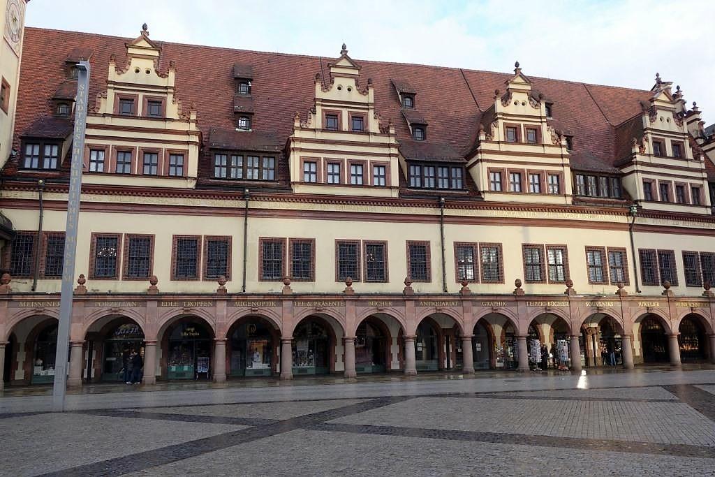 Marktplatz-in-Leipzig-in-Sachsen