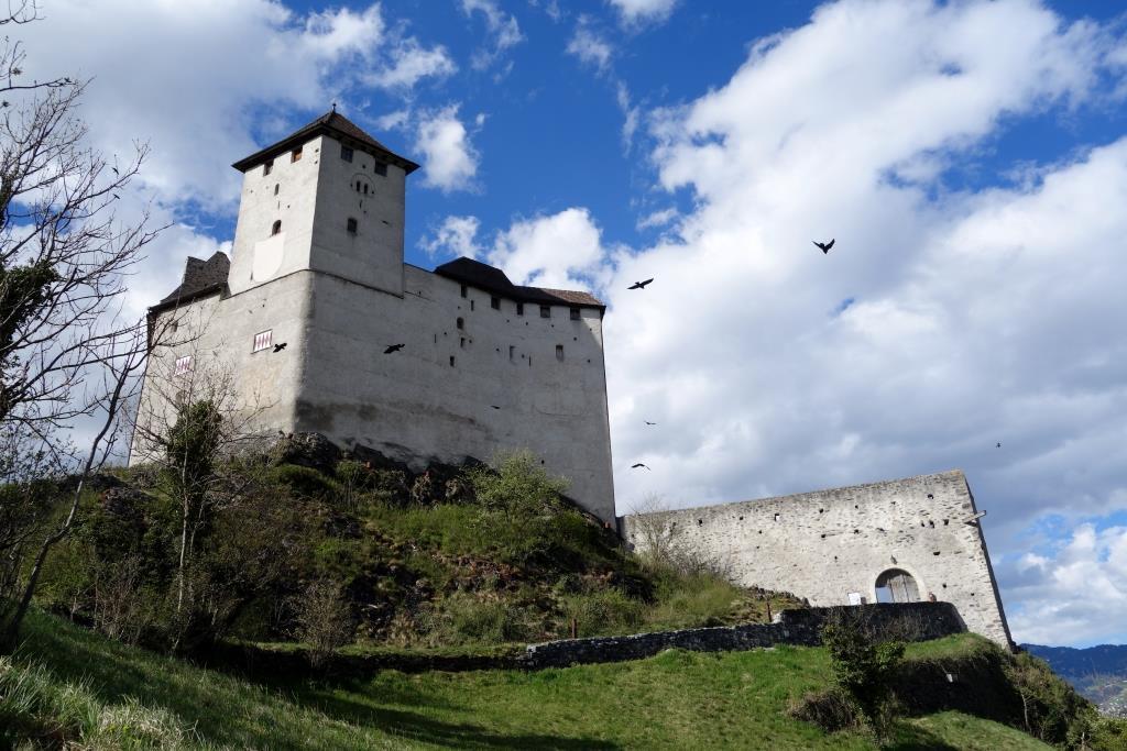 Burg-Gutenberg-in-Liechtenstein