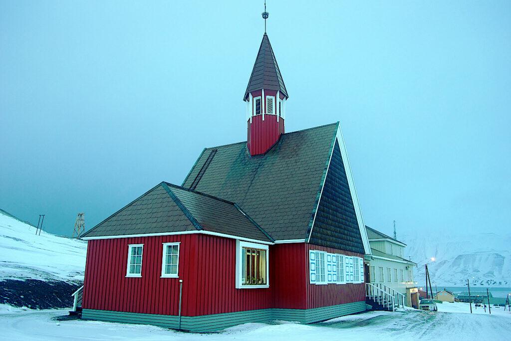 Kirche-in-Longyearbyen