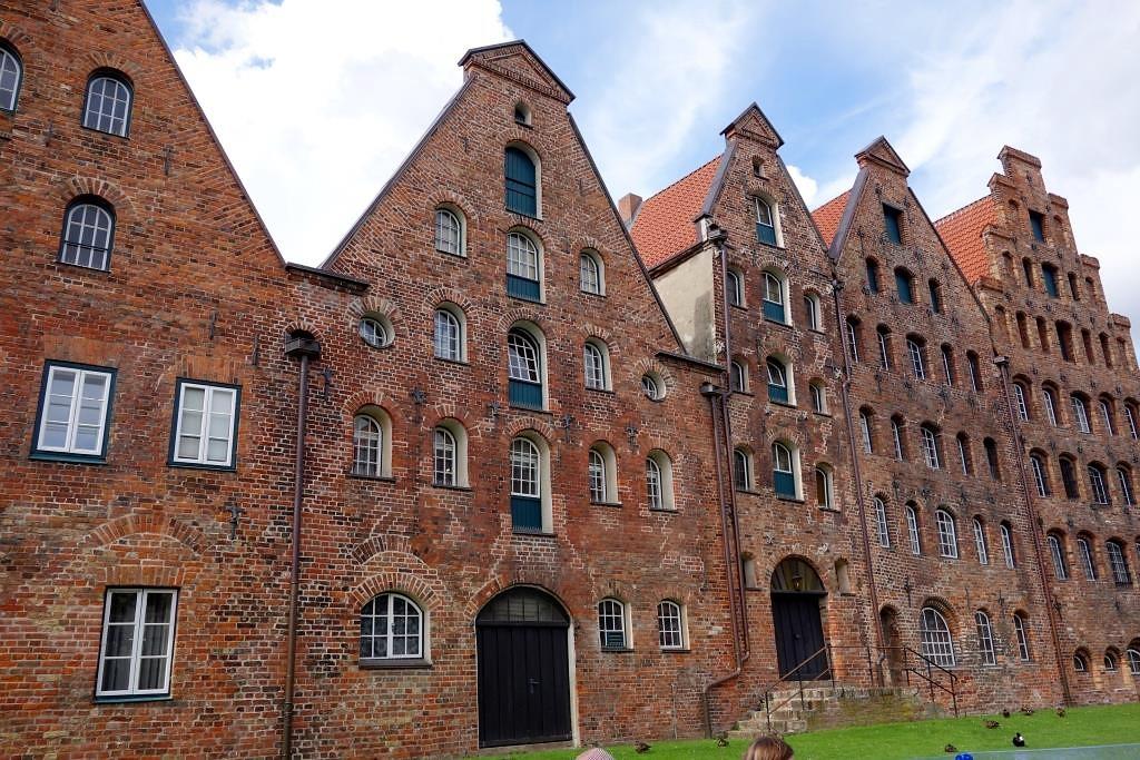 Speicherhaeuser-in-Luebeck