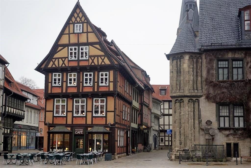 Fachwerkhaus-in-Quedlinburg-in-Sachsen-Anhalt