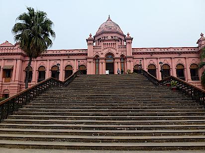 Rosa-Palast-in-Dhaka-Bangladesch