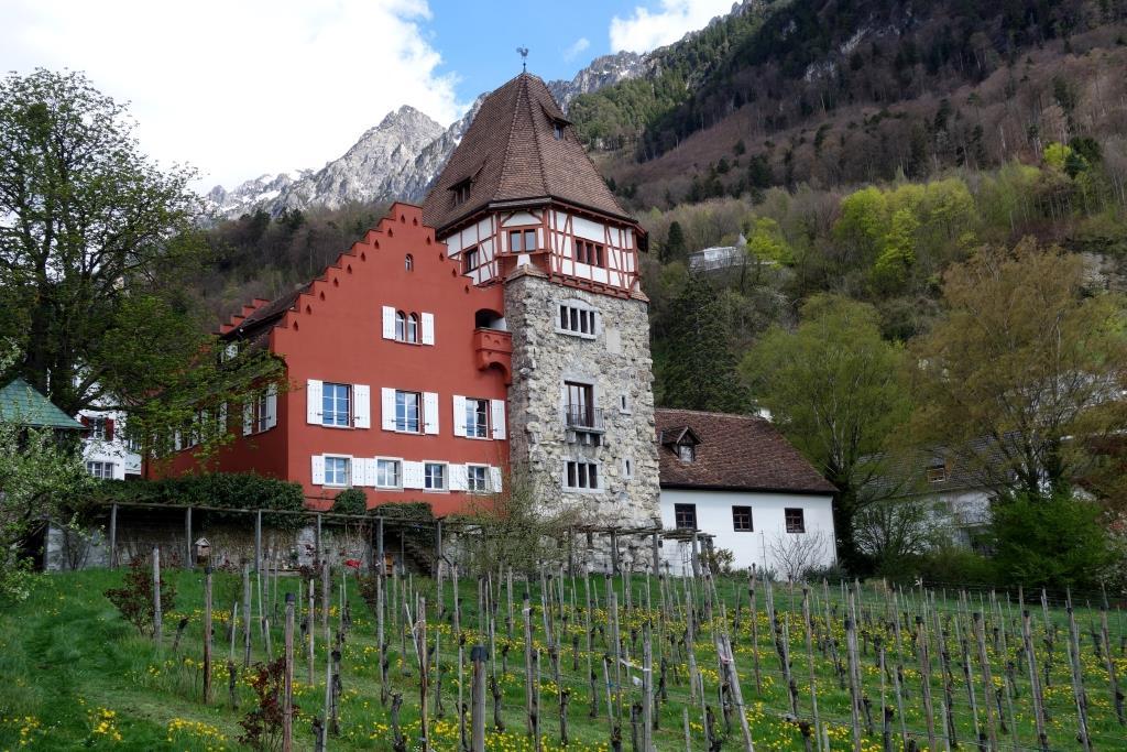 Vaduz-Rotes-Haus