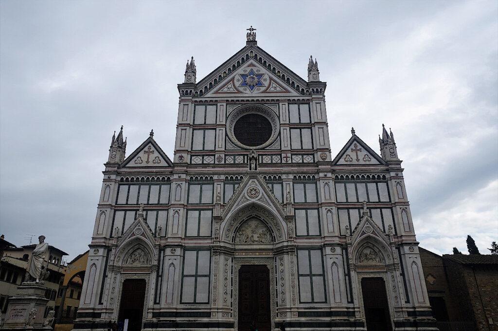 Santa-Croce-in-Florenz