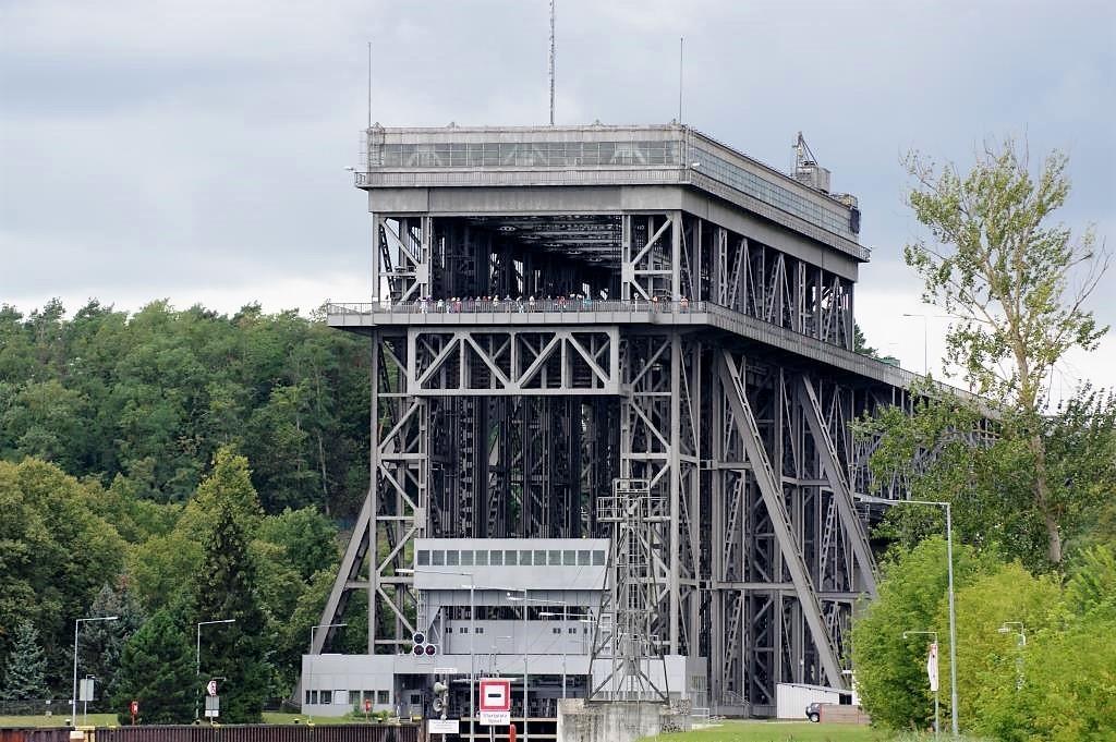 Schiffshebewerk-Niederfinow-in Brandenburg