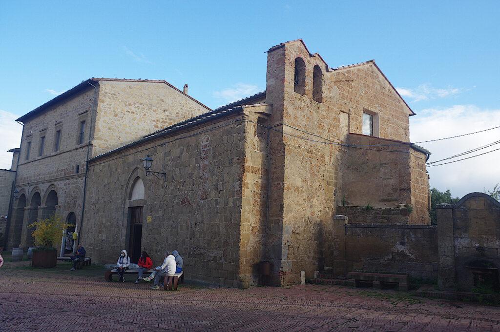 Sovana-in-der-Toskana