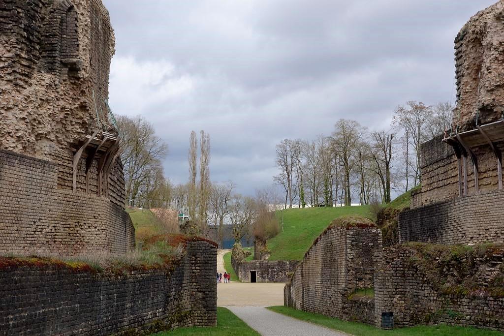 Amphitheater-in-Trier