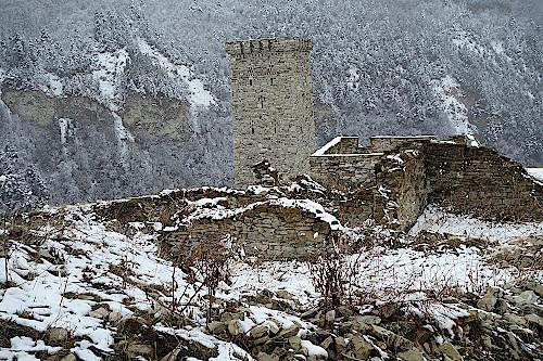 Khoy-im-Nordkaukasus