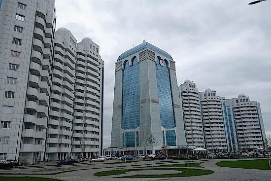 Tschetschenien-Shali