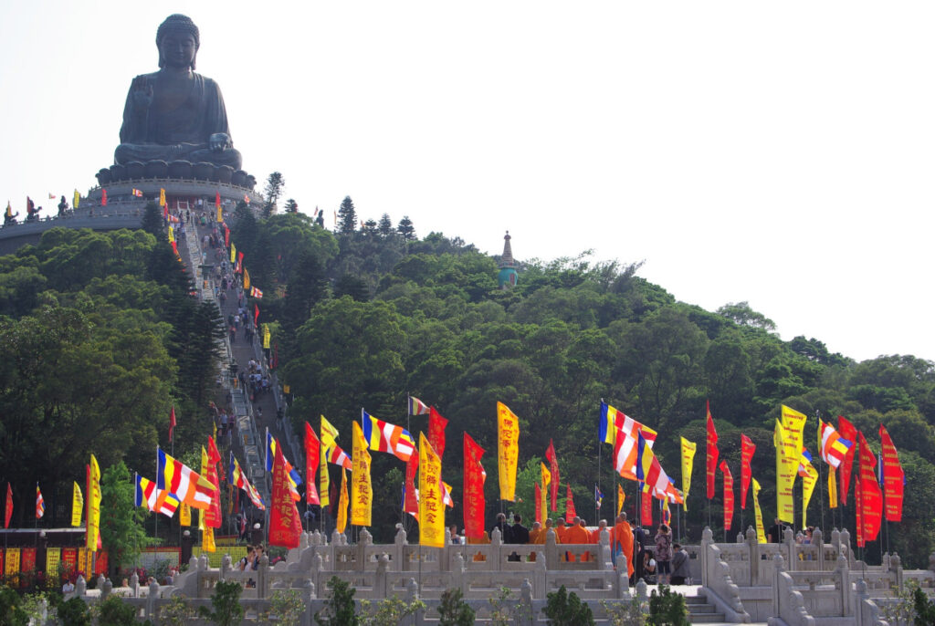 China-Lantau