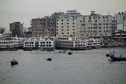 Hafen-von-Dhaka-