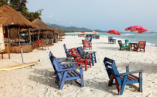 Strand-in-Freetown-in-Sierra-Leone