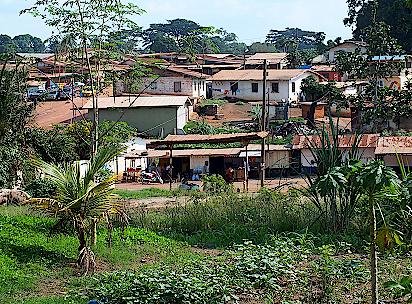 Gbarnga-in-Liberia