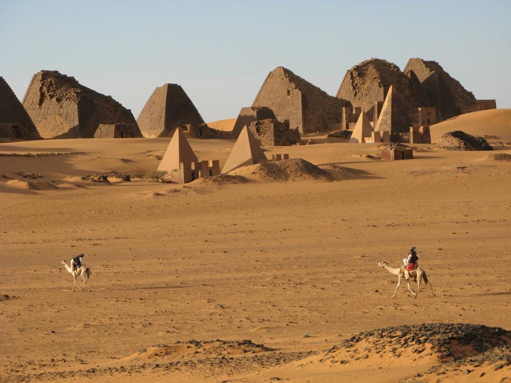 Meroe-Sudan