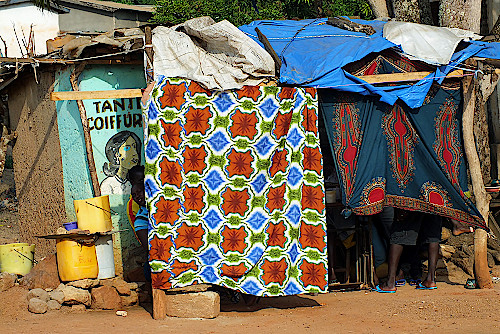 Friseur-in-Nzérékoré