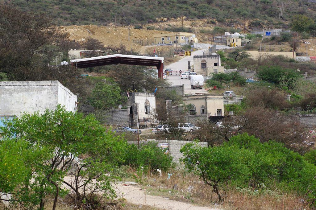 Grenze-Oman-Jemen