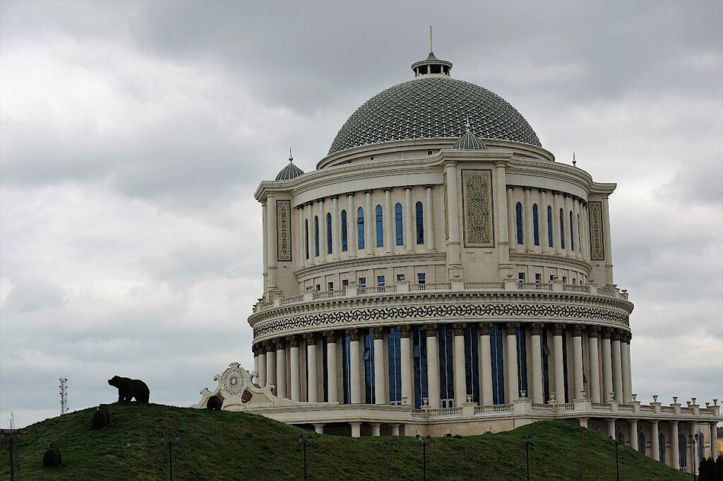 Opernhaus-in-Grosny-Tschetschenien