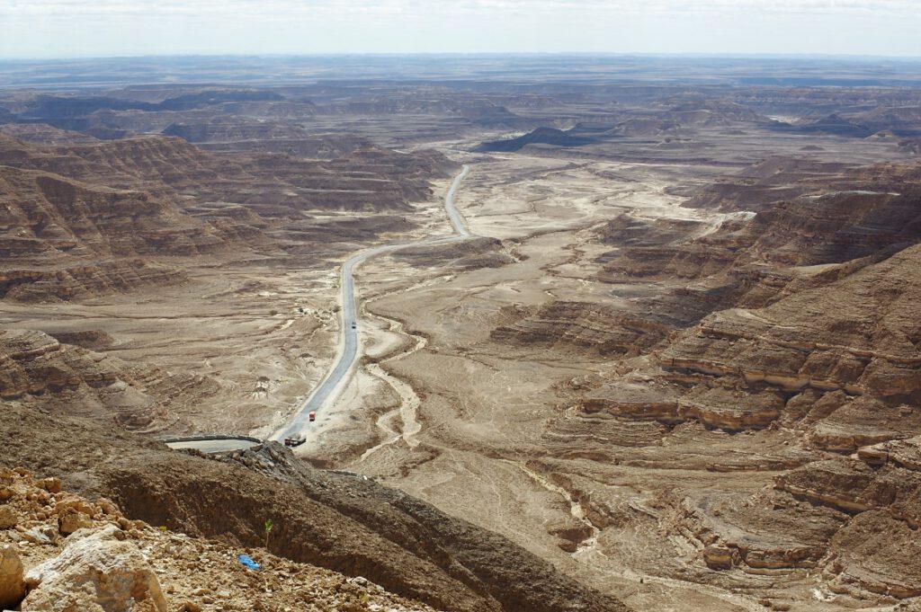 Tafelberge-im-Jemen