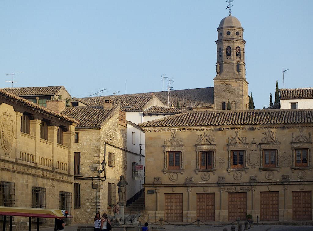 Baeza-in-Andalusien