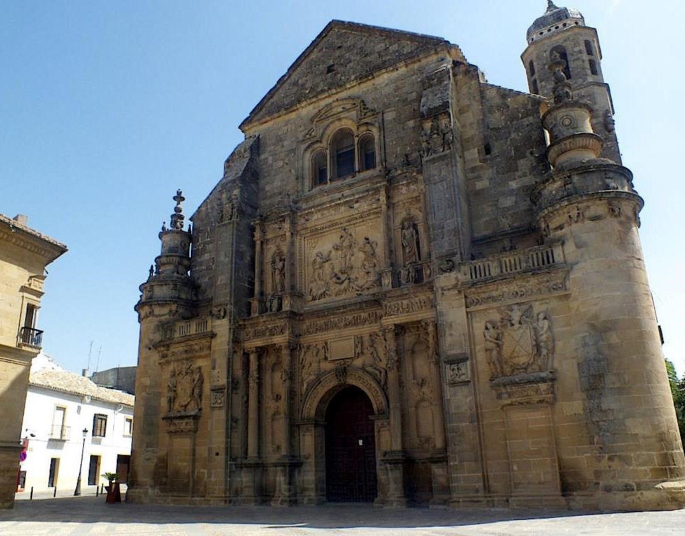 Kathedrale-von-Ubeda-in-Andalusien