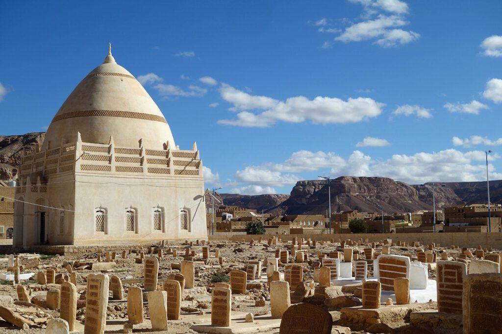 Sufi-Friedhof-in-Einat