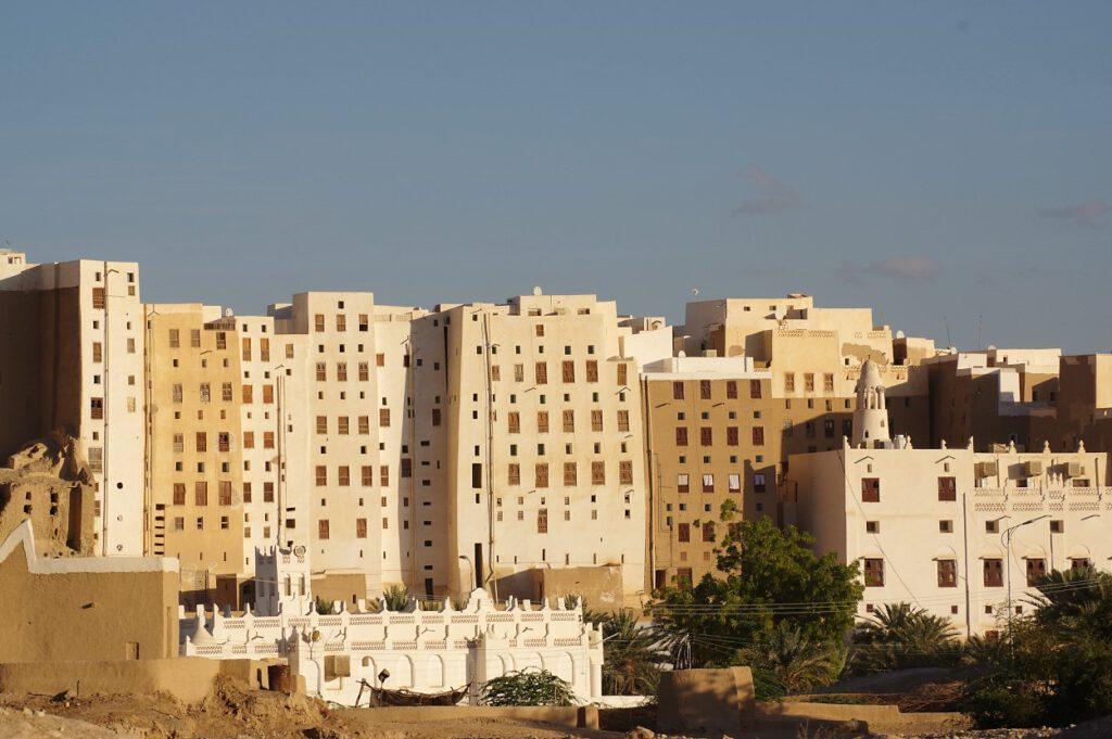 Schibam-im-Jemen