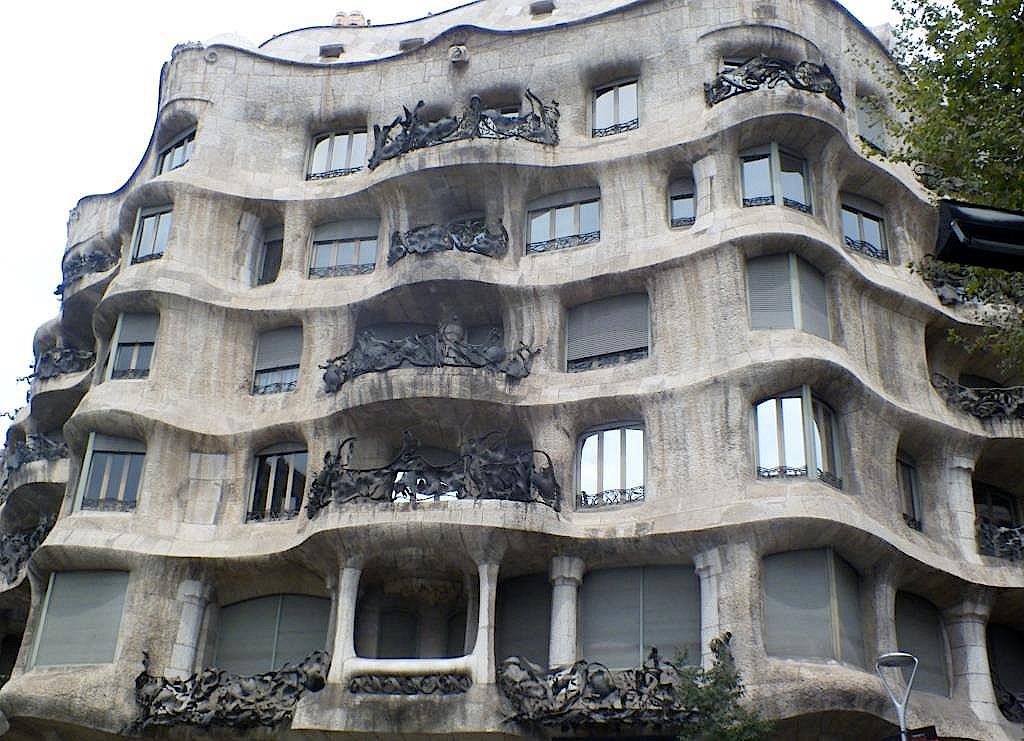 Gaudi-Haus