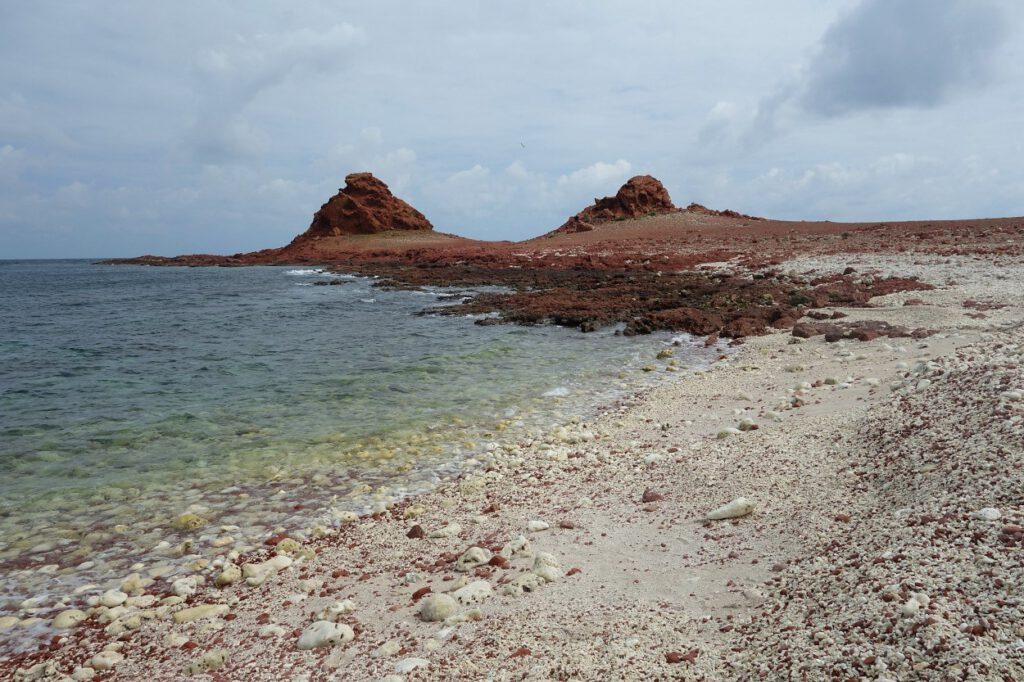 Bucht von Dihamri