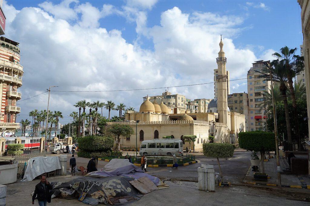 Alexandria - Abu-l-Abbas-al-Mursi-Moschee