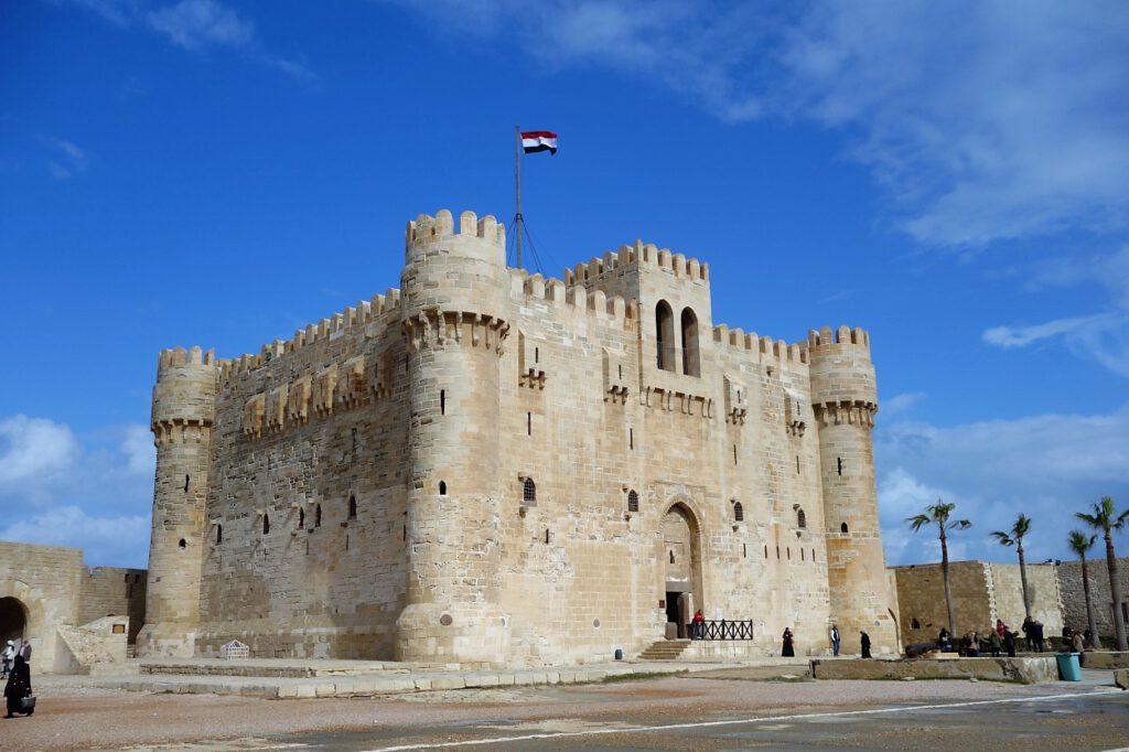 Kait-Bey-Zitadelle-Alexandria