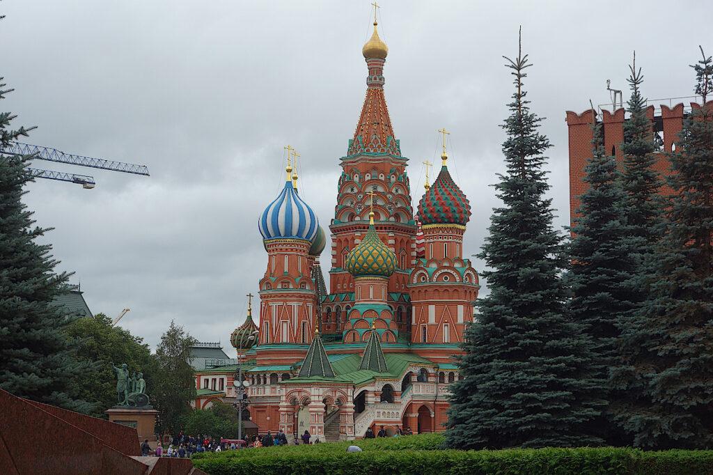 Basilius-Katherale-in-Russland