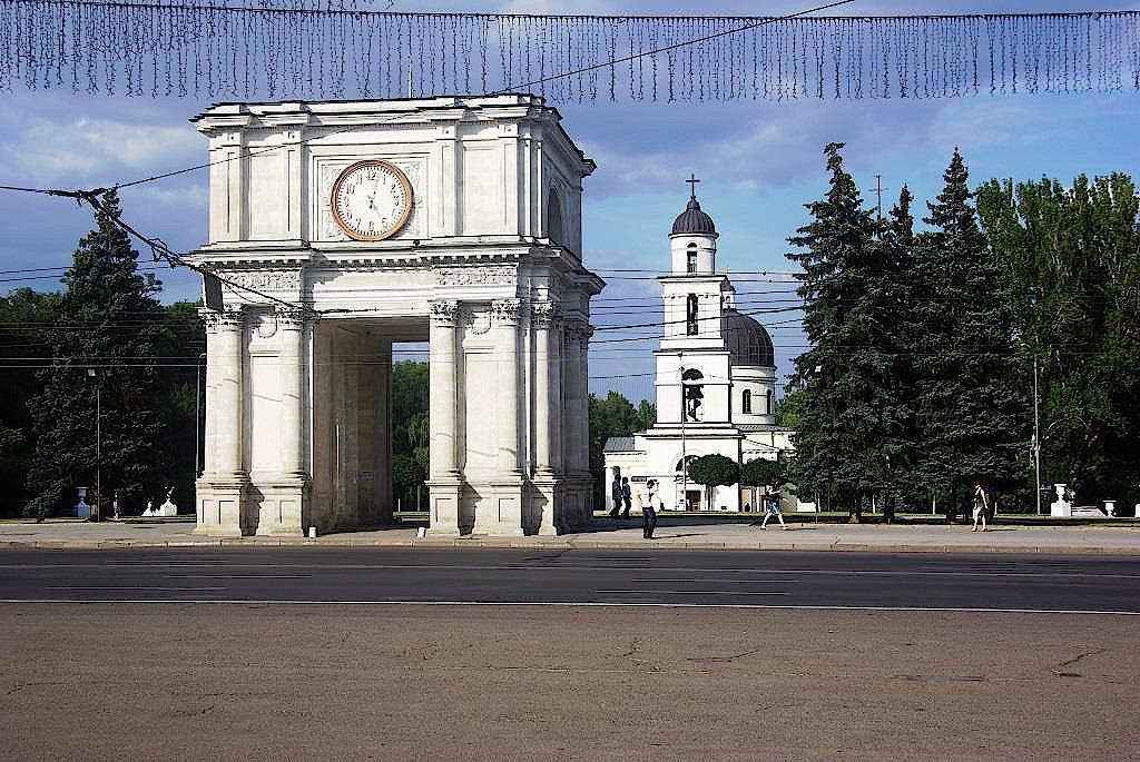 Chisinau-Moldawien