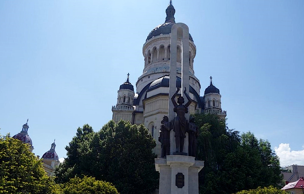 Orthodoxe-Kathedrale-in-Cluj