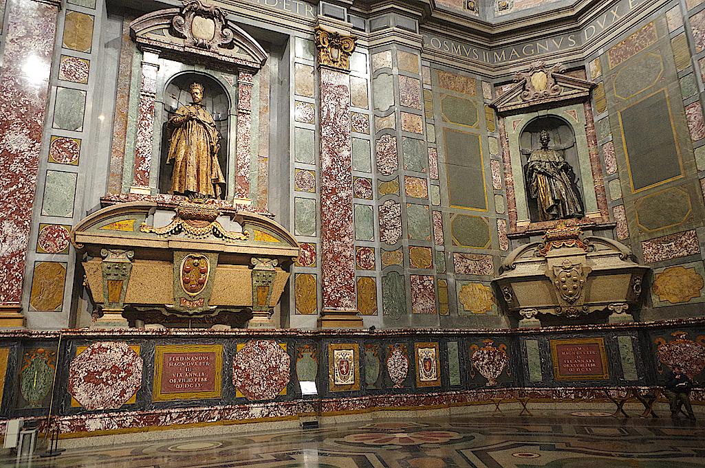 Kapelle-der-Medici-Florenz