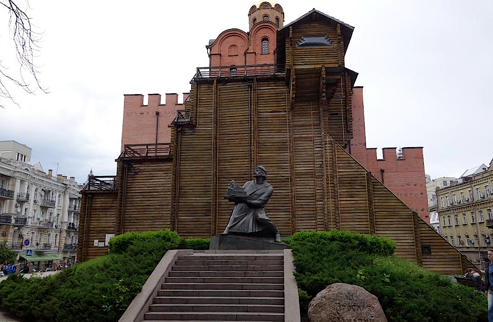 Goldenes-Tor-in-Kiew