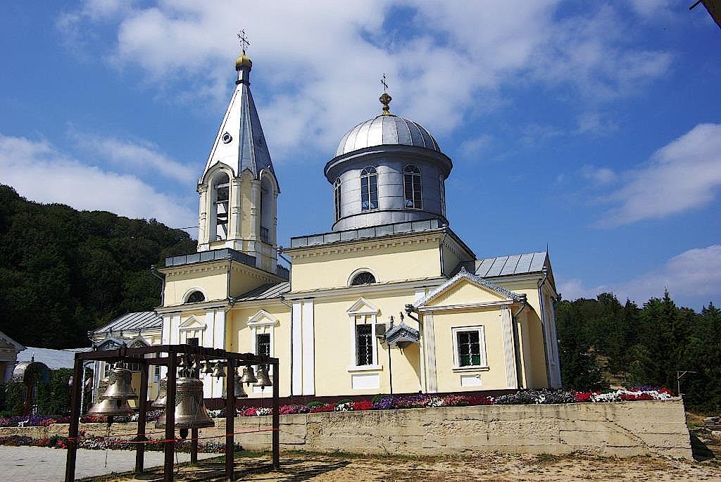 Kloster-Hincu-Moldawien