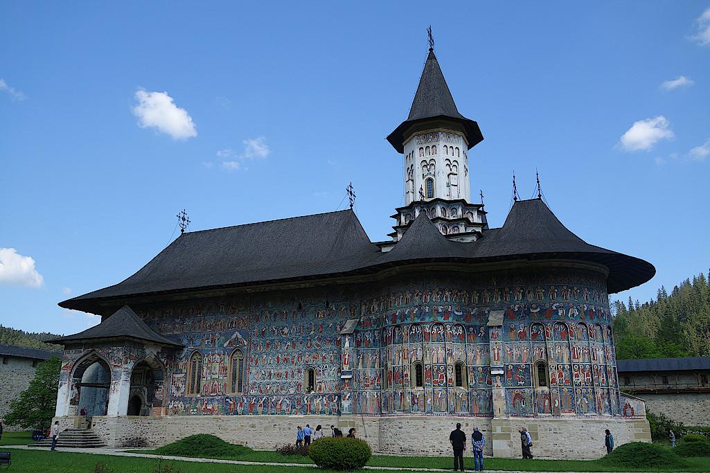 Kloster-Sucevita-in-der-Bukowina