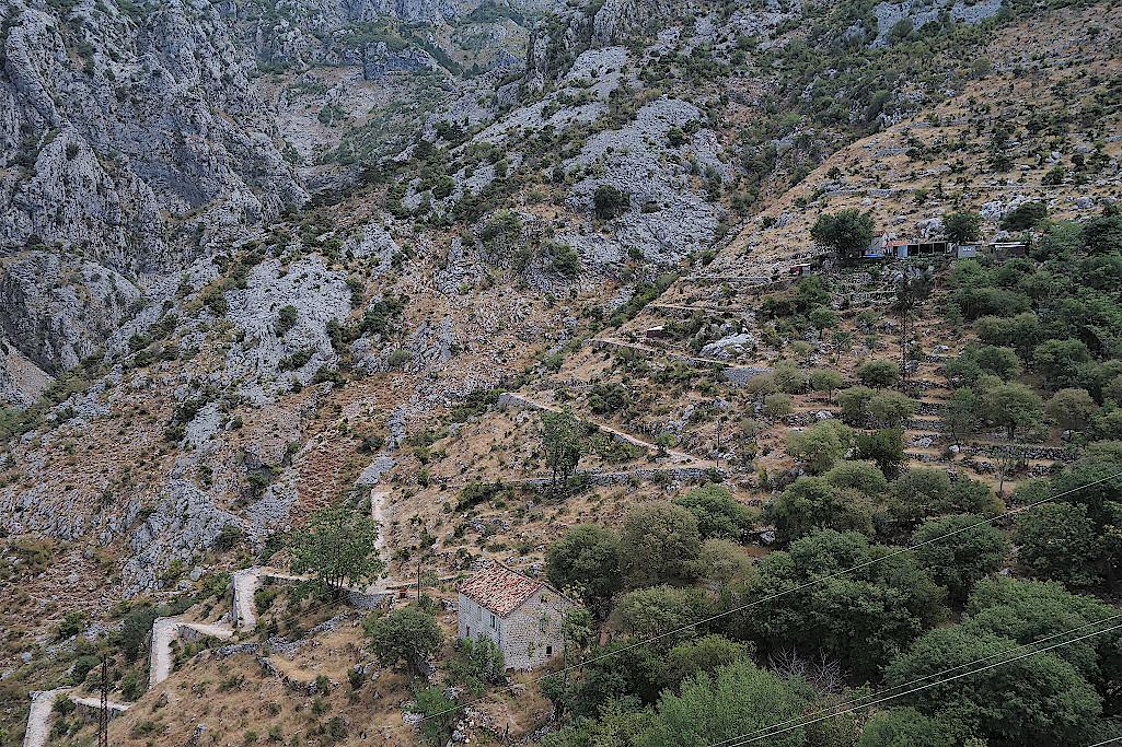 Leiter-von-Cattaro-Montenegro