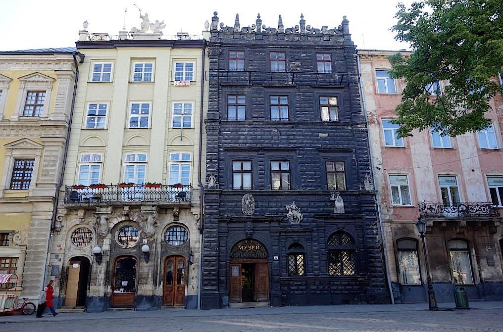 Fassaden-in-Lemberg