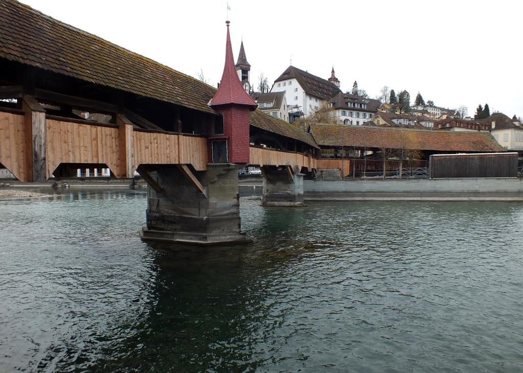 Luzern-Spreuerbruecke