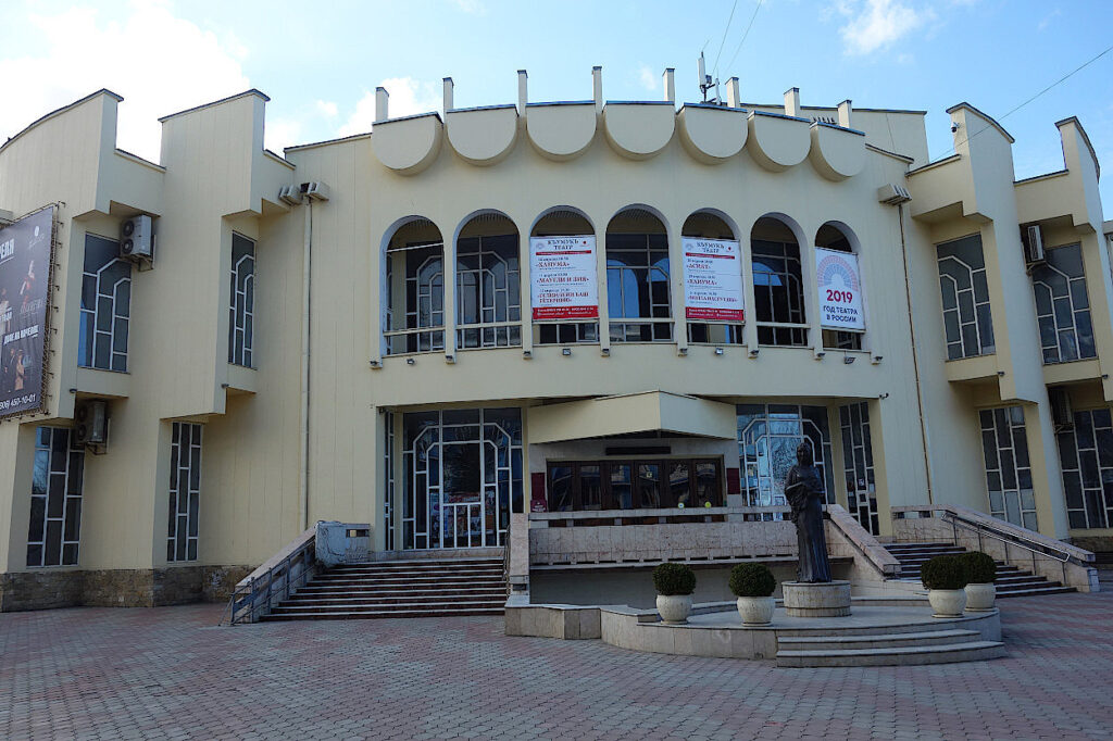 Theater-in-Machatschkala